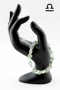 Green Aventurine magnetic bracelet.